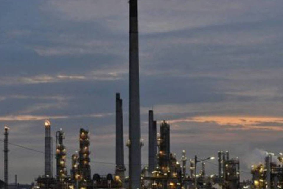 Gigantes do petróleo