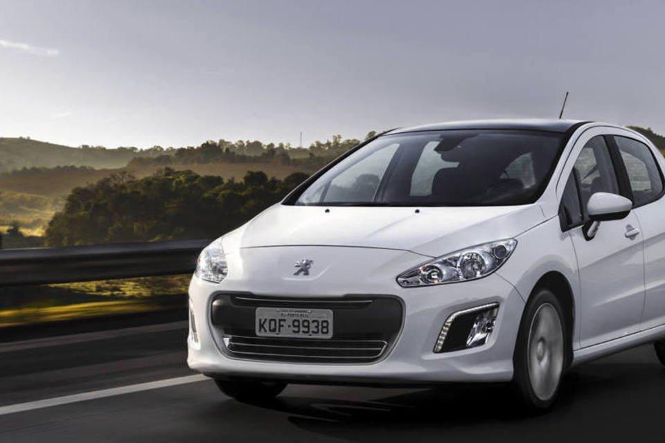 5º lugar: Peugeot 308