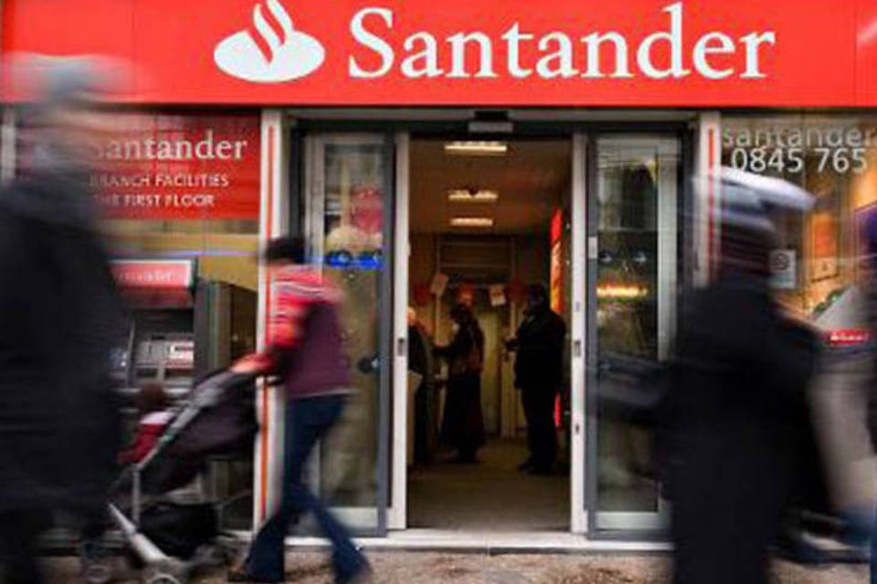 Agência do Santander