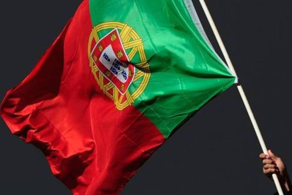 Bandeira de Portugal nova