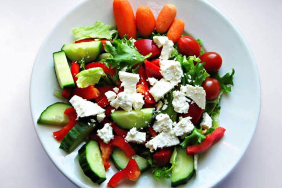 1. Alimentação saudável