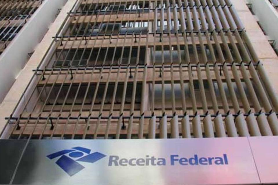 Prédio da Receita Federal em Brasília