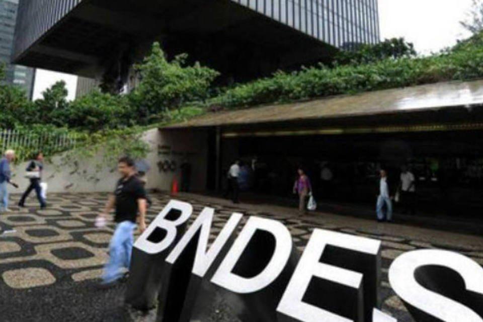 Prédio do BNDES no Rio de Janeiro