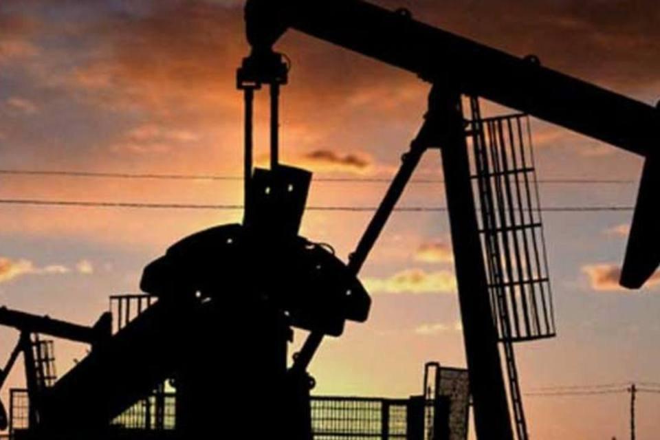 Produção de petróleo da YPF