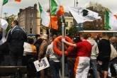 Protestos na Irlanda