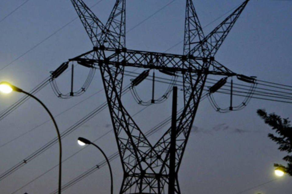 Linhas de transmissão de energia da Eletrobras