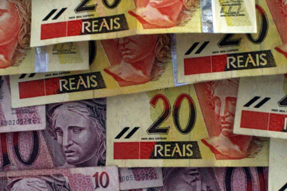 Real: Notas de dez e vinte reais