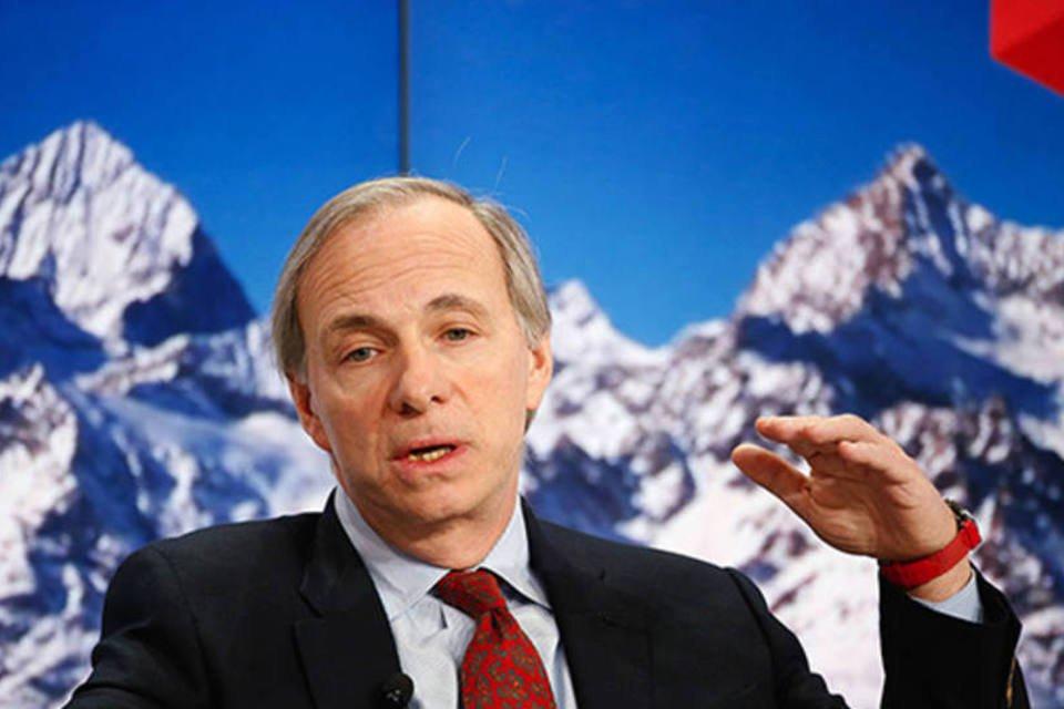 Ray Dalio participa de nova edição do Fórum Econômico Mundial em Davos, na Suíça, mas, desta vez, de forma virtual