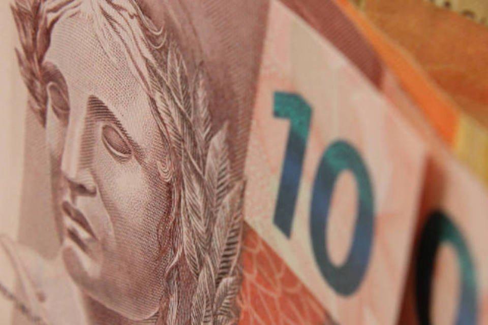 Notas novas de Real - dinheiro