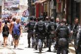 Forças de segurança ocupam o Complexo do Alemão