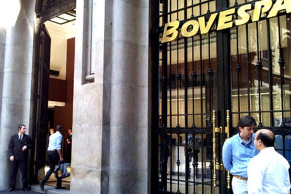 Sede da BM&FBovespa, em São Paulo
