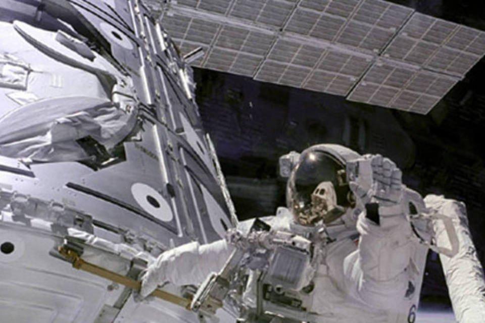 Turismo espacial vai crescer