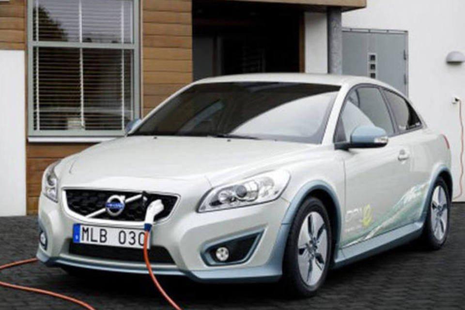 Volvo C30 elétrico