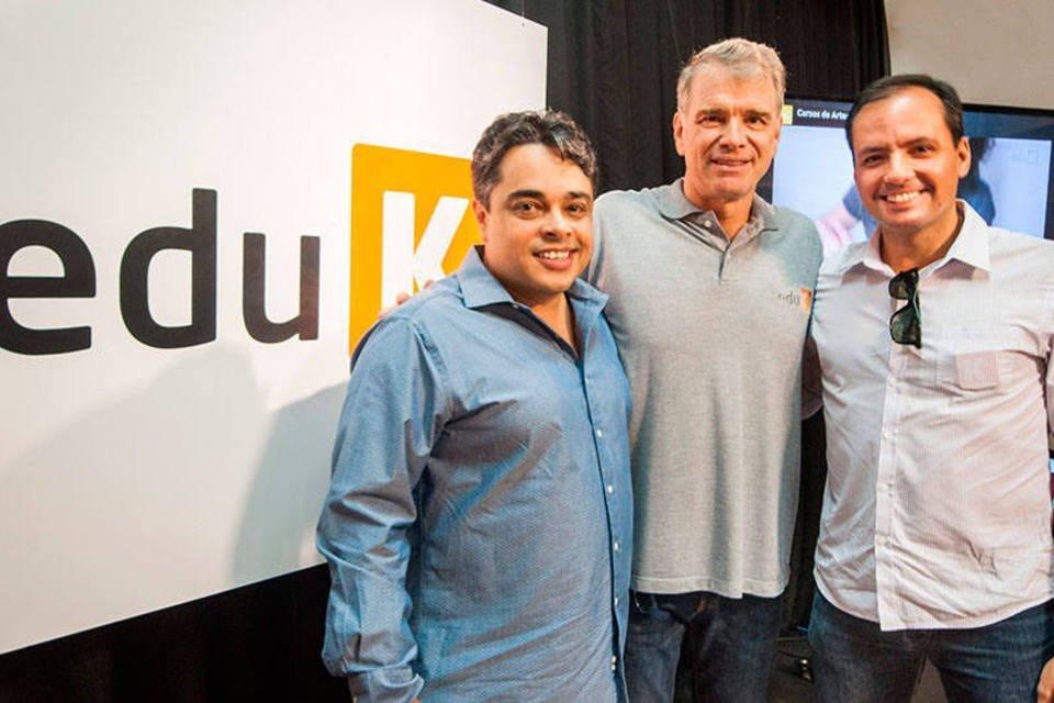 Como a startup de Bernardinho quer ser o Netflix da educação