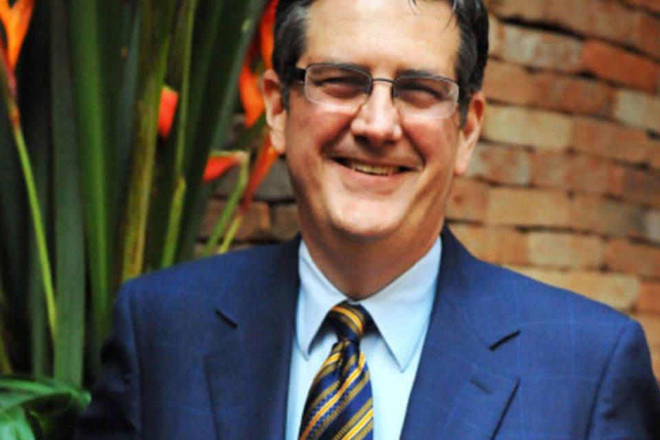 Peter Tortzun, vice-presidente do braço imobiliário da Sotheby's