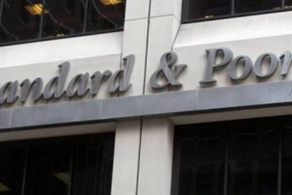 Agência Standard %26 Poor's (S&P)
