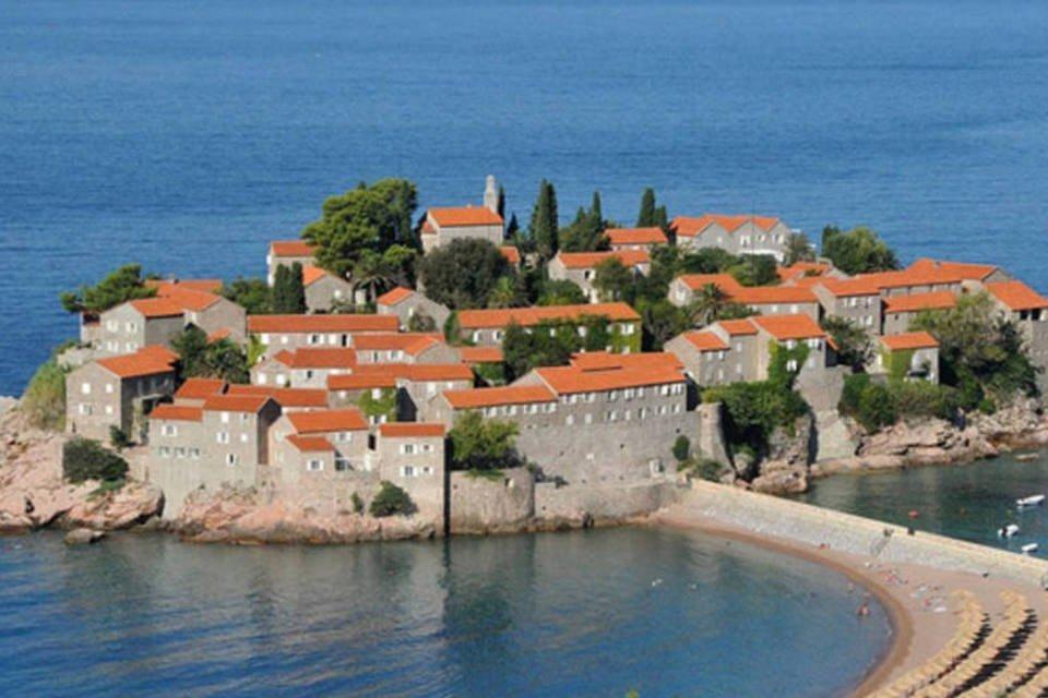 Hotel Aman Sveti Stefan , em Montenegro