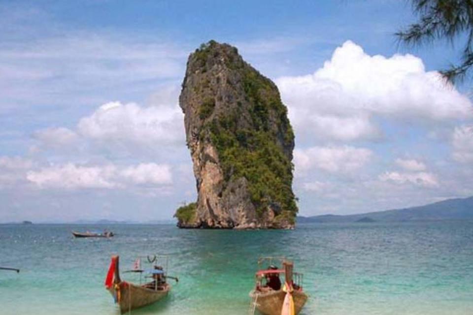 Ilha Phi Phi, na Tailândia