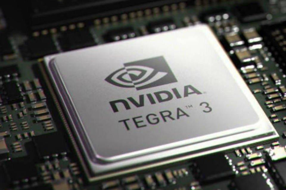 Chip Tegra 3, da Nvidia