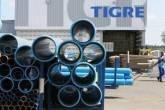 Fábrica de tubos e conexões da Tigre