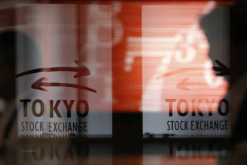 Bolsa de Tóquio