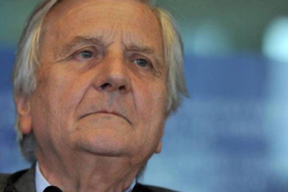 O presidente do Banco Central Europeu (BCE), Jean-Claude Trichet