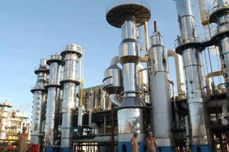 Usina de etanol em Minas Gerais