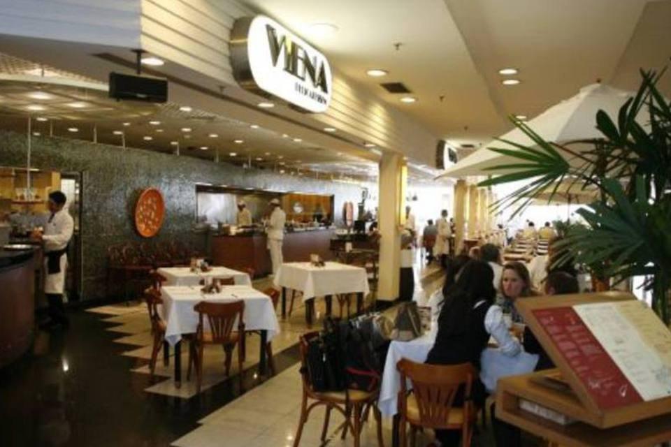 Restaurante Viena, em São Paulo