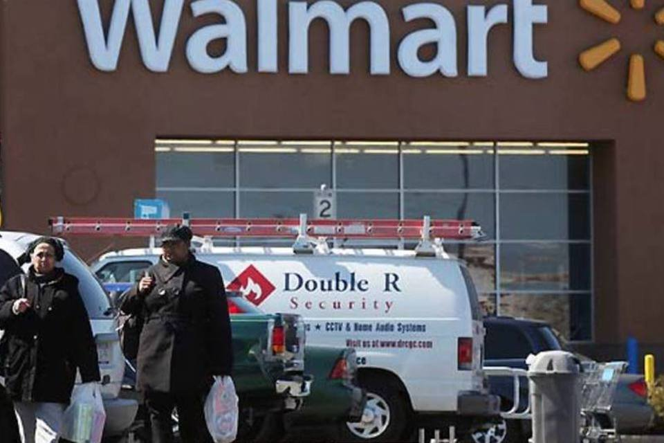 Walmart é a nona mais lucrativa das Américas