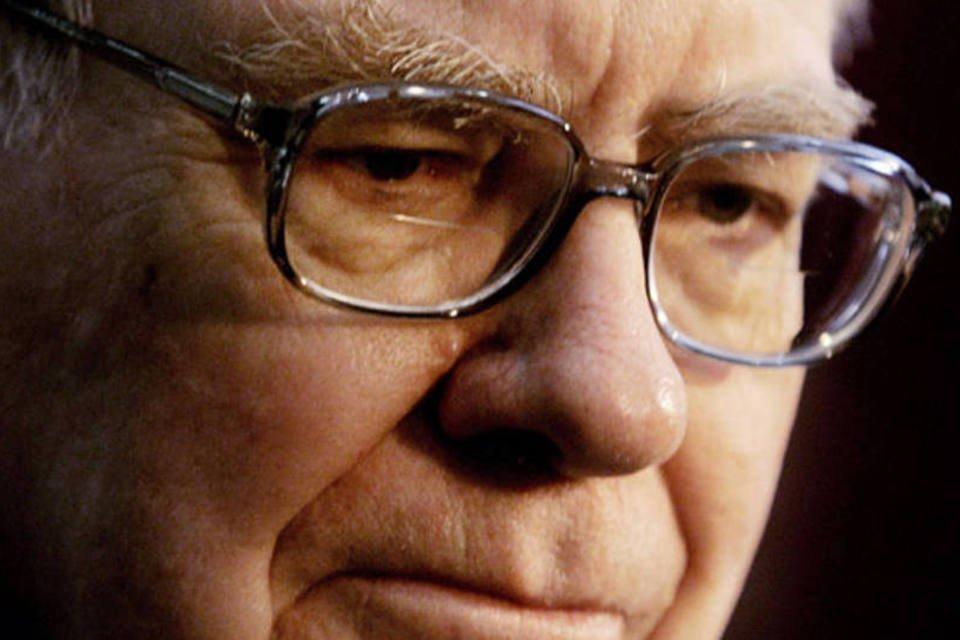 No ukelele, Warren Buffet