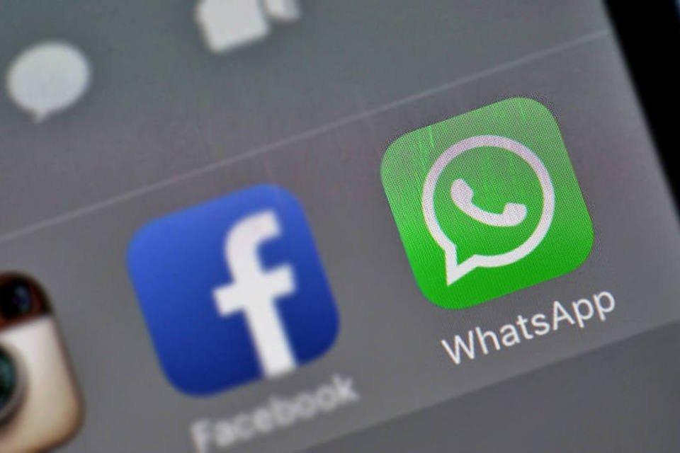 Órgão ameaça punir WhatsApp por compartilhar dados com Facebook | Exame