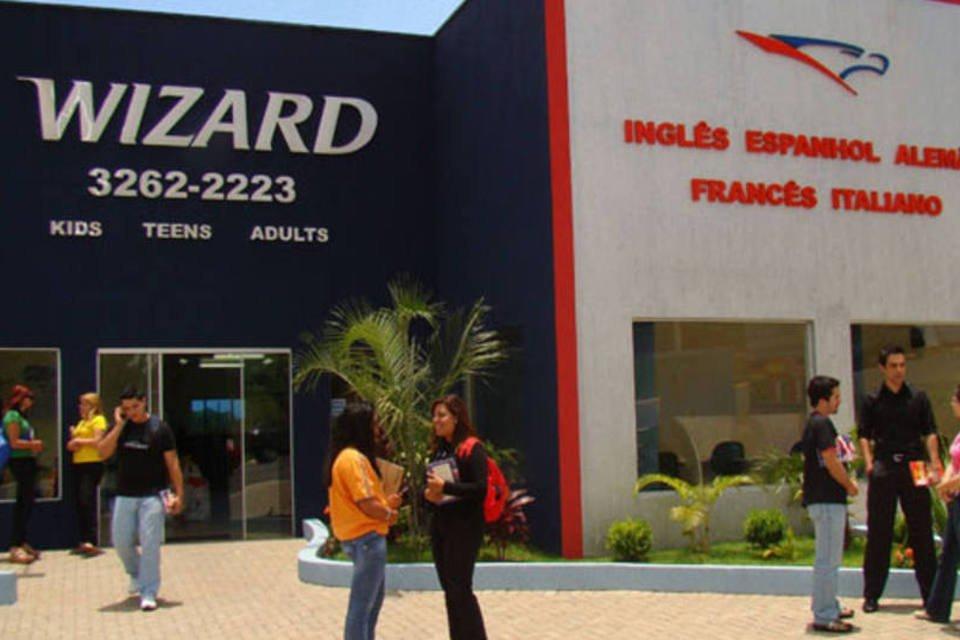 Wizard atende meio milhão de alunos por ano