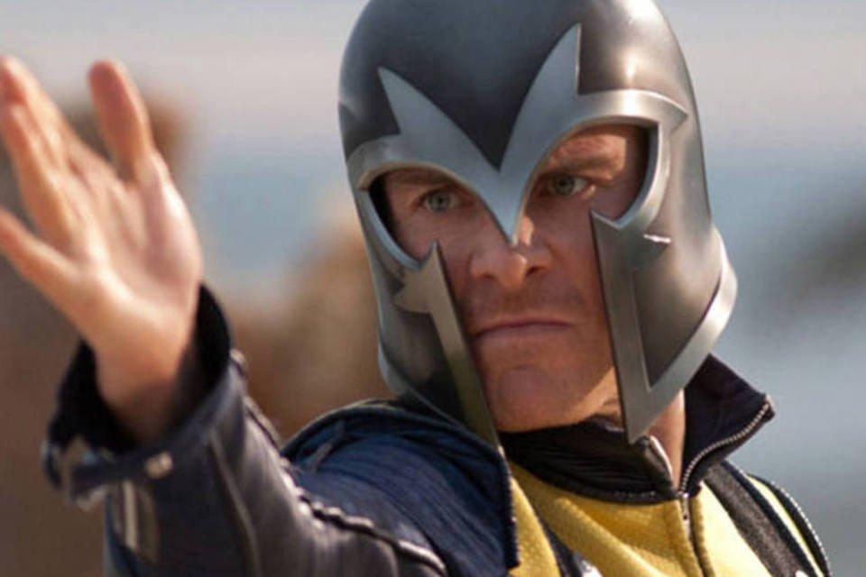 Cena do filme X-Men: Primeira Classe