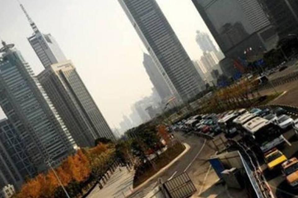 Distrito financeiro de Xangai