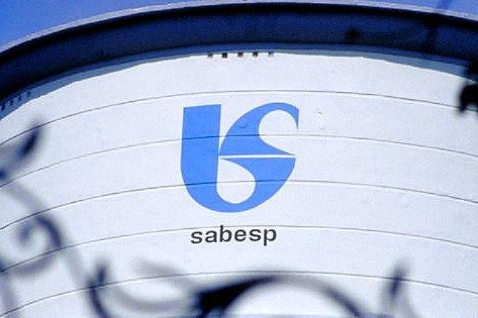 Logo da companhia Sabesp