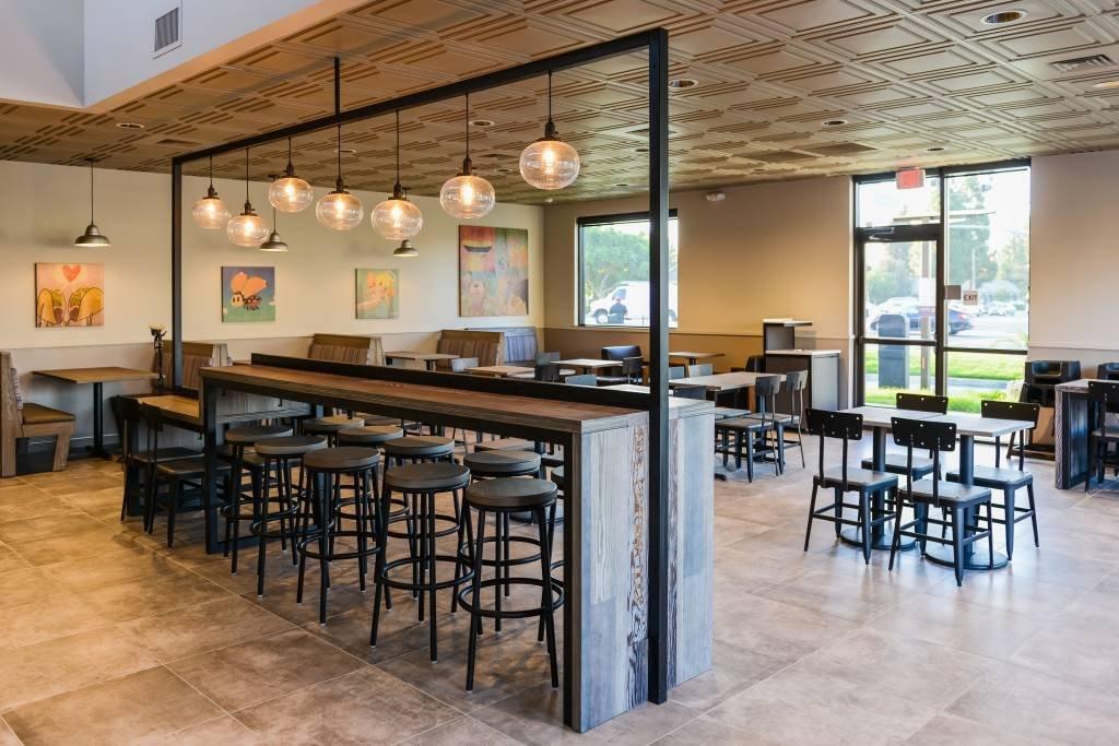 Novos restaurantes do Taco Bell: Modern Explorer