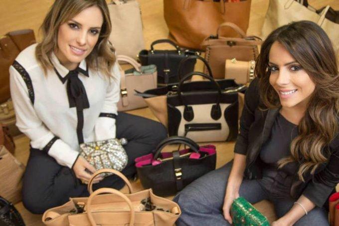 Gabriela de Almeida e Raissa Próspero, do Bolsa150
