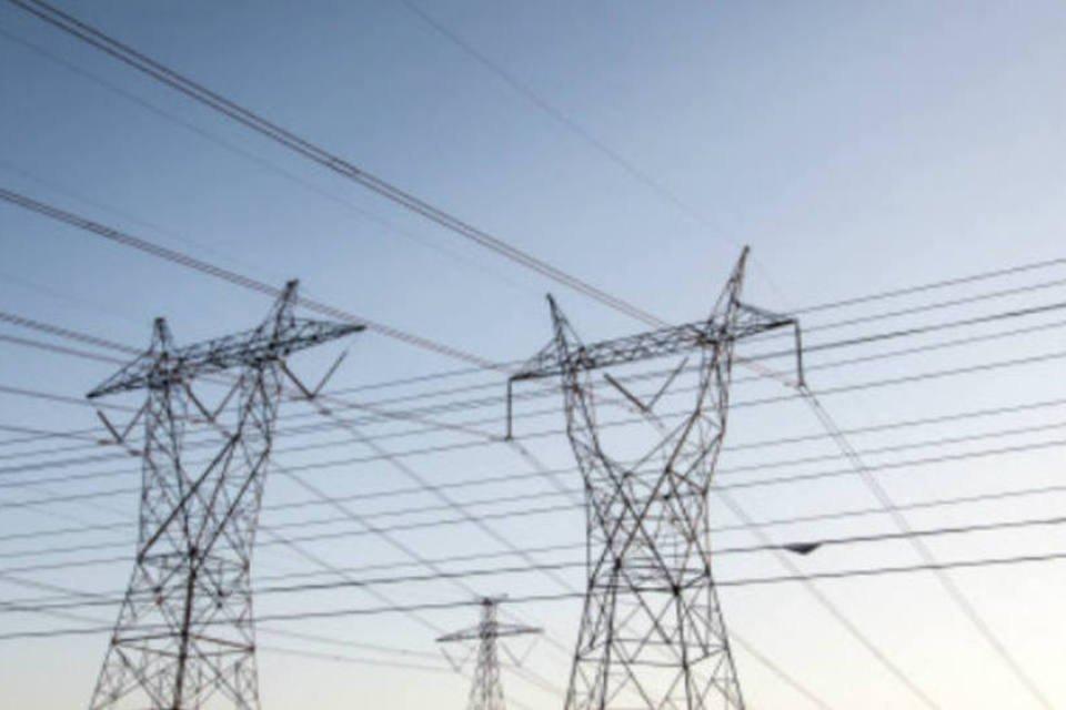 Torres de energia elétrica