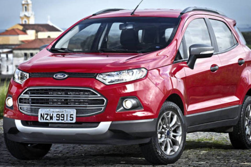 34º lugar: Ford Ecosport