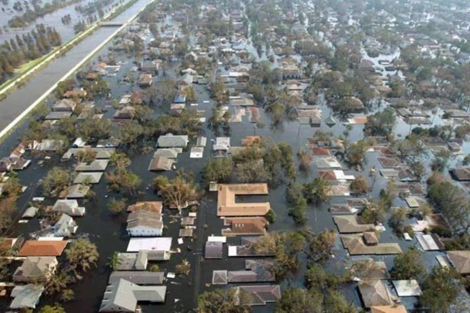 10 anos após o furacão Katrina em imagens emocionantes   Exame