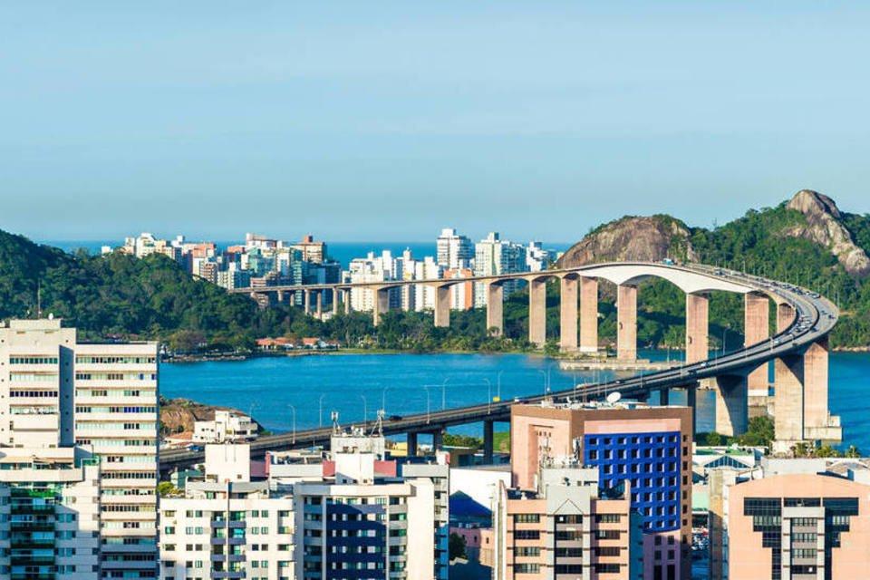 Vitória, capital do Espírito Santo