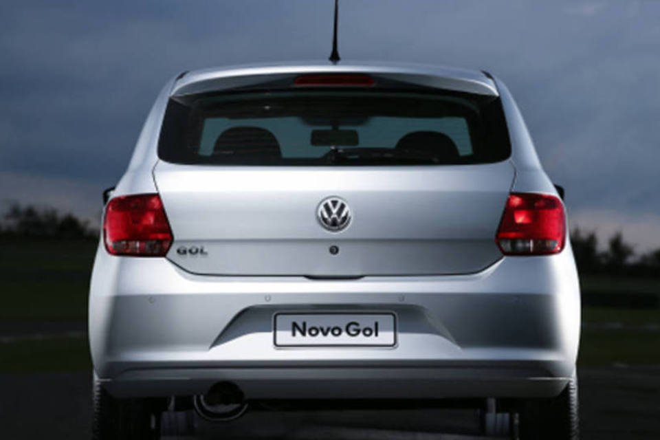 Volkswagen Novo Gol I Trend 1.0 linha 2013
