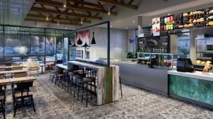 Novos restaurantes do Taco Bell: California Sol