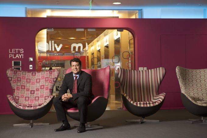 Fabricio Bloisi, presidente da Movile, dona do iFood