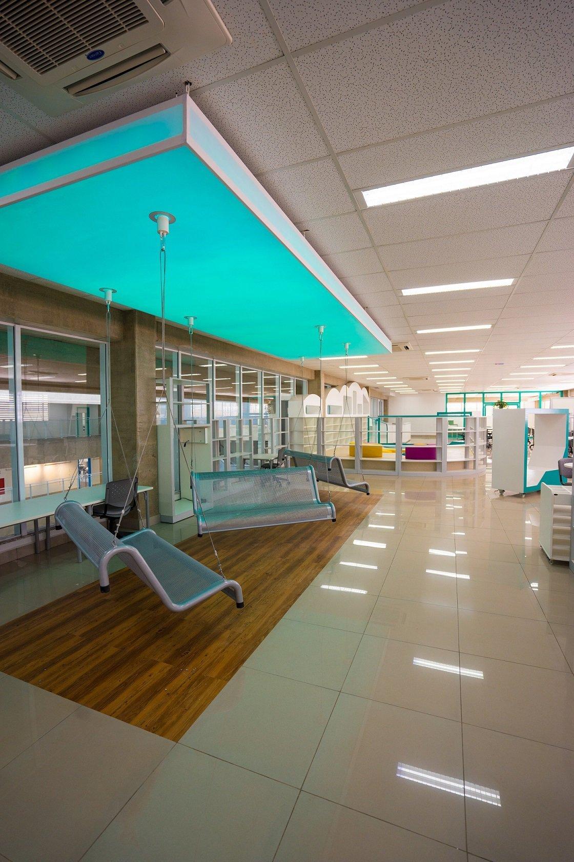 Escola Concept do Grupo SEB de Chaim Zaher.