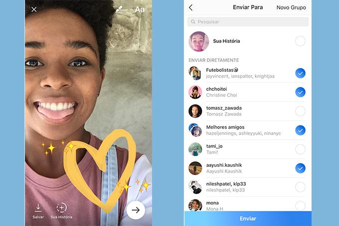 Direct: mensagens que desaparecem fazem estreia no Instagram