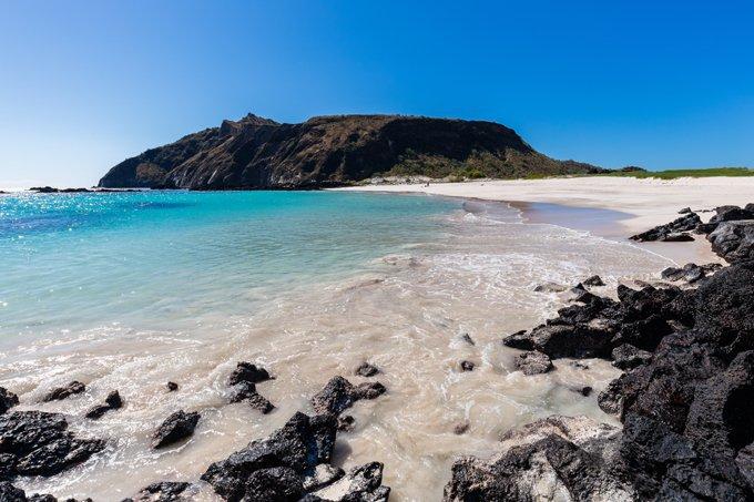 Ilha de São Cristóvão, em Galapagos