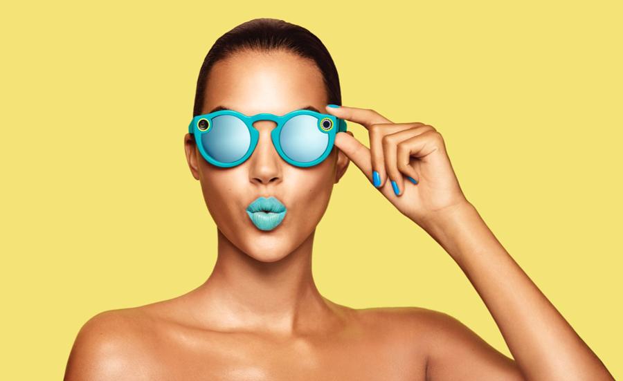 Óculos Spectacles, produto da Snap