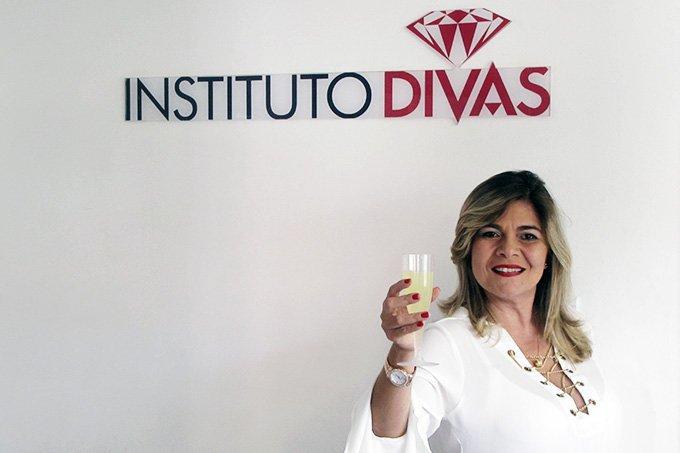 Vivi Andreozzi, do Instituto Divas