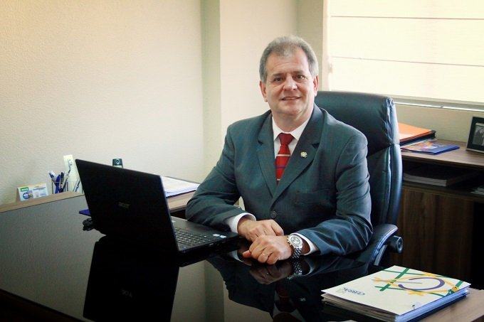O empreendedor Wilson Giustino, dono do Cebrac